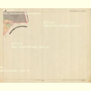 Rumburg - c6626-1-004 - Kaiserpflichtexemplar der Landkarten des stabilen Katasters