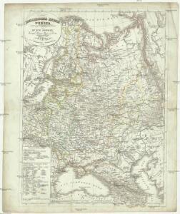 Das Russische Reich in Europa