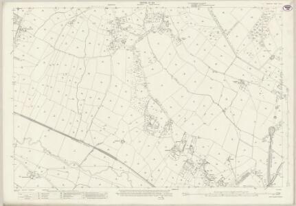 Derbyshire XLIV.8 (includes: Duffield; Hazlewood; Milford; Windley) - 25 Inch Map