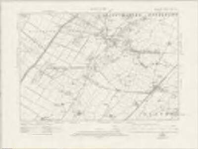 Anglesey XVIII.SE - OS Six-Inch Map