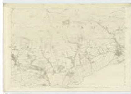 Stirlingshire, Sheet XXVIII - OS 6 Inch map
