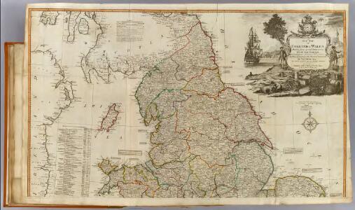 England, Wales (north)