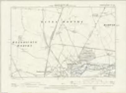 Hampshire & Isle of Wight XLI.NW - OS Six-Inch Map