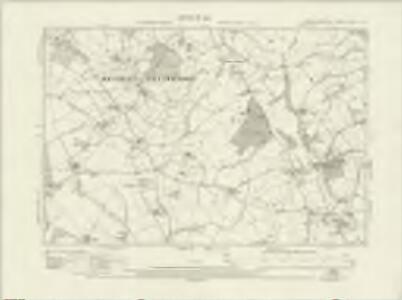 Worcestershire XXIII.SW - OS Six-Inch Map