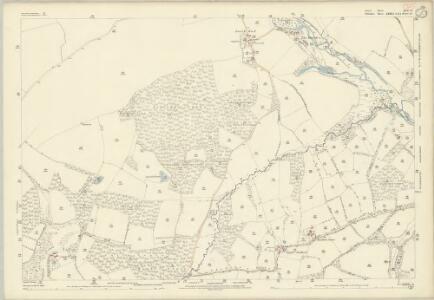 Dorset XVI.4 (includes: Alderholt; Damerham) - 25 Inch Map