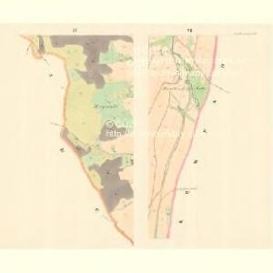 Ober Hermesdorf (Horny Trzemanice) - m0830-1-003 - Kaiserpflichtexemplar der Landkarten des stabilen Katasters