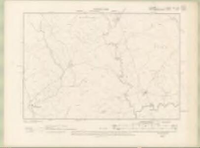 Ayrshire Sheet LXIII.SW - OS 6 Inch map