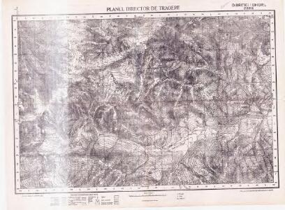Lambert-Cholesky sheet 2568 (D. Briţiei (Bihor))