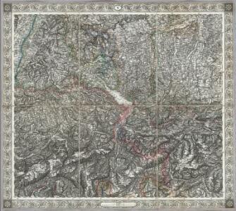 Sheet VI: Karte Des Oesterreichischen Kaiserstaates.