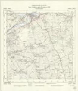 TM38 - OS 1:25,000 Provisional Series Map
