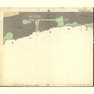 Sarrau - c3772-1-008 - Kaiserpflichtexemplar der Landkarten des stabilen Katasters