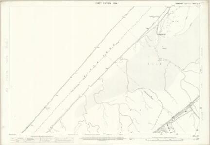 Yorkshire VI.8 (includes: Billingham; Eston; Redcar) - 25 Inch Map