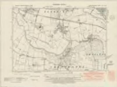 Worcestershire XLII.SW - OS Six-Inch Map