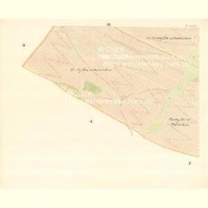 Turnitz (Twrdonice) - m3180-1-003 - Kaiserpflichtexemplar der Landkarten des stabilen Katasters