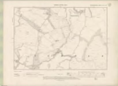 Edinburghshire Sheet XX.NW - OS 6 Inch map