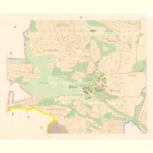 Zdiar (Zdár) - c9363-1-002 - Kaiserpflichtexemplar der Landkarten des stabilen Katasters