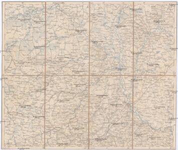 Kijew, Žitomir, Owrucz, Czernobyl, Mozyr, Łoiew