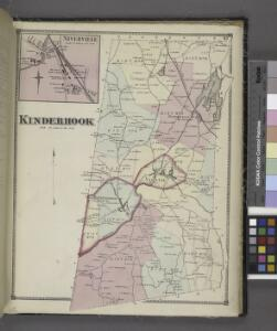 Niverville [Village]; Kinderhook [Township]