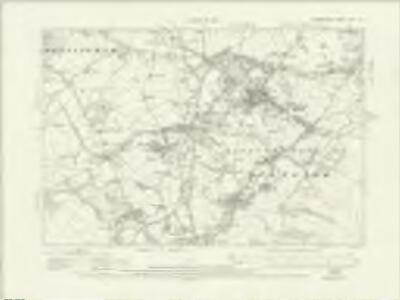 Cumberland LXVII.SE - OS Six-Inch Map
