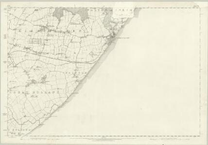 Essex XXXIX - OS Six-Inch Map