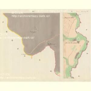 Dittersdorf (Czerny) - m0370-1-005 - Kaiserpflichtexemplar der Landkarten des stabilen Katasters