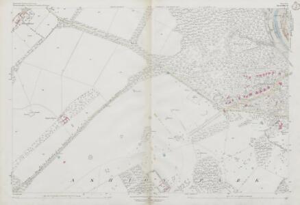Somerset VI.1 (includes: Abbots Leigh; Bristol; Long Ashton) - 25 Inch Map