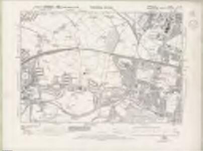 Lanarkshire Sheet V.SE - OS 6 Inch map
