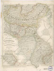 Die Staaten von Oberitalien