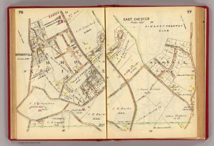 76-77 Bronxville, East Chester.
