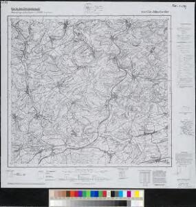 Meßtischblatt 6510 : Glan- Münchweiler, 1939