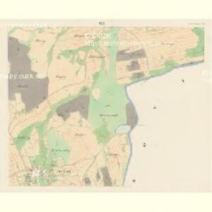 Gross Czekau - c0785-1-007 - Kaiserpflichtexemplar der Landkarten des stabilen Katasters