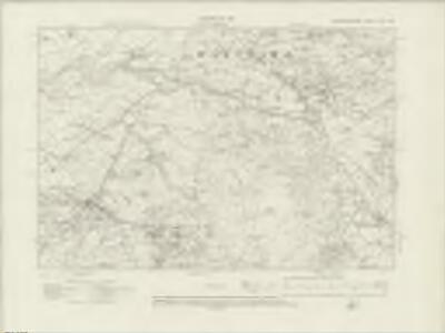 Caernarvonshire XVI.SW - OS Six-Inch Map