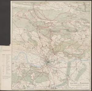 Führer und Exkursions-Karte für Solothurn und Umgebung