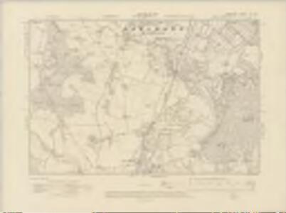 Hampshire & Isle of Wight LIV.SE - OS Six-Inch Map
