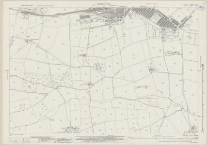 Durham XLII.15 (includes: Heighington; Shildon) - 25 Inch Map