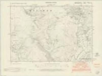 Merionethshire XXXVIII.SE - OS Six-Inch Map