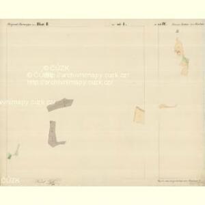 Lodus - c7544-1-003 - Kaiserpflichtexemplar der Landkarten des stabilen Katasters