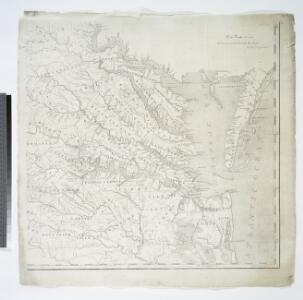 A map of Virginia : formed from actual surveys, and the latest as well as most accurate observations / by James Madison, D.D., president of Wm. & Mary College. ; drawn by Wm. Davis ; engraved by Fred. Bossler, Richmd.