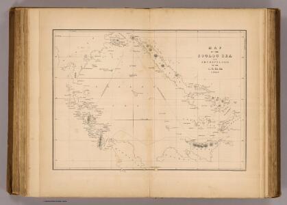 Sooloo Sea, Archipelago.