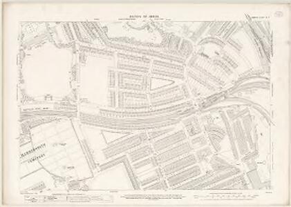London X.7 - OS London Town Plan