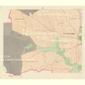 Ob: Lukawitz (Horegssi Lukawice) - c2094-1-004 - Kaiserpflichtexemplar der Landkarten des stabilen Katasters