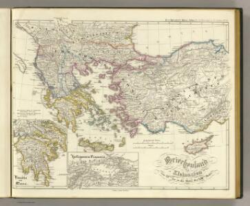 Griechenland, Kleinasien XIten.-Mitte des XIIIten. Jhdts.