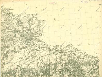 III. vojenské mapování 4060/1