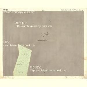 Stubenbach I. Theil - c6088-1-023 - Kaiserpflichtexemplar der Landkarten des stabilen Katasters
