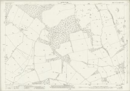 Essex (New Series 1913-) n XXXV.4 (includes: Coggeshall) - 25 Inch Map