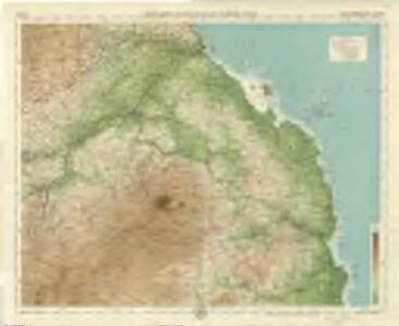 Northumberland, North, Sheet 1  - Bartholomew's