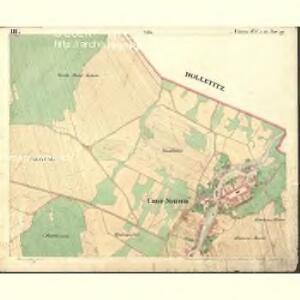 Neuern - c5337-1-003 - Kaiserpflichtexemplar der Landkarten des stabilen Katasters