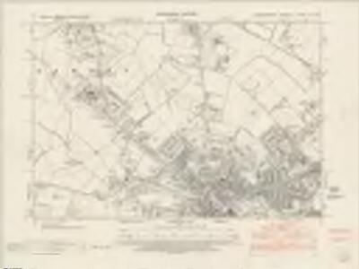 Cambridgeshire XL.SW - OS Six-Inch Map