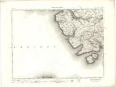 Minginish - OS One-Inch map