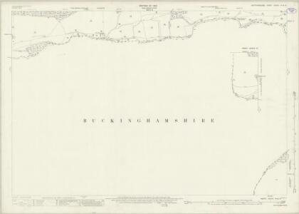 Hertfordshire XXXVIII.14 & 13 (includes: Amersham; Chalfont St Giles; Chenies; Chorleywood; Flaunden; Latimer; Sarratt) - 25 Inch Map